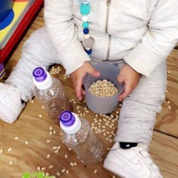 Fáciles actividades sensoriales en casa