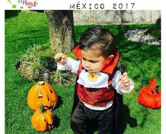 Calendario Mamás Blogueras de México 2017 OCTUBRE