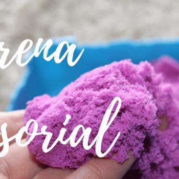 Arena Sensorial, Kinetic Sand